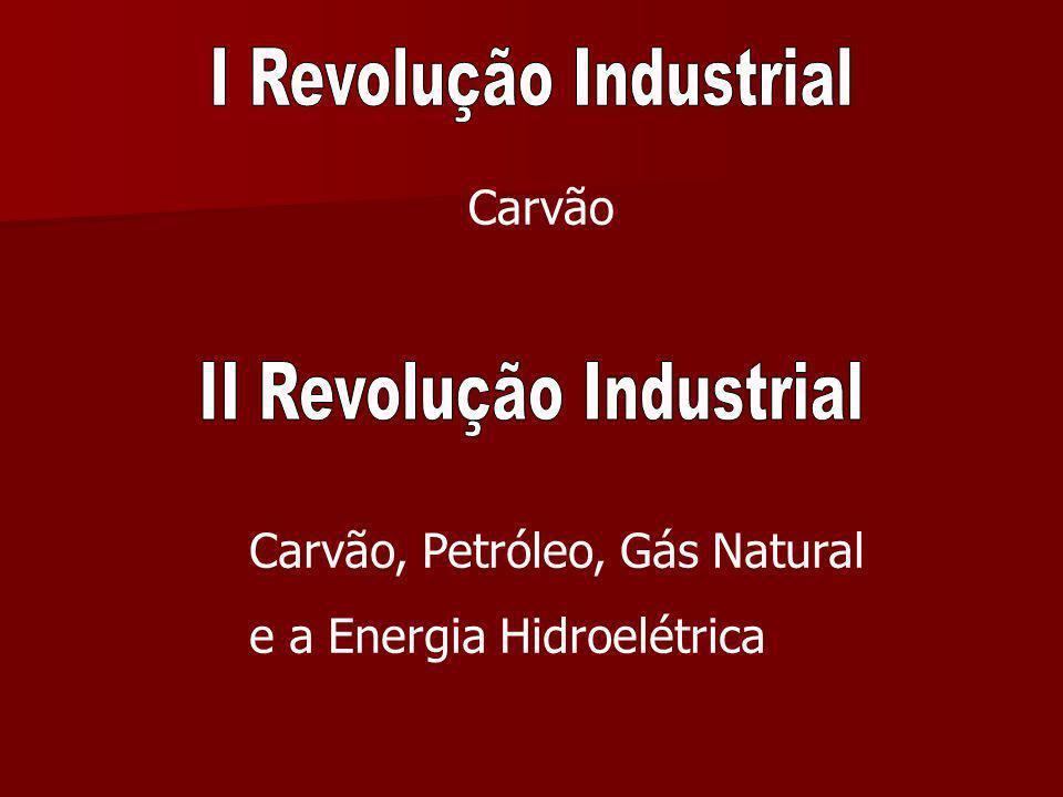 I Revolução Industrial