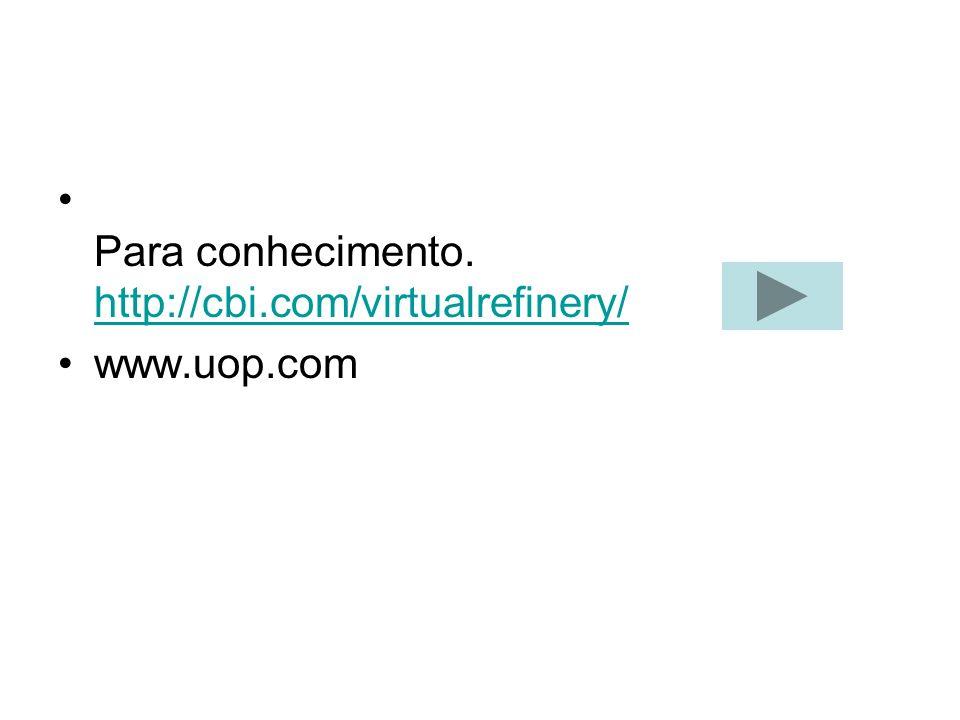 Para conhecimento. http://cbi.com/virtualrefinery/