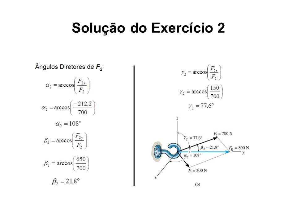 Solução do Exercício 2