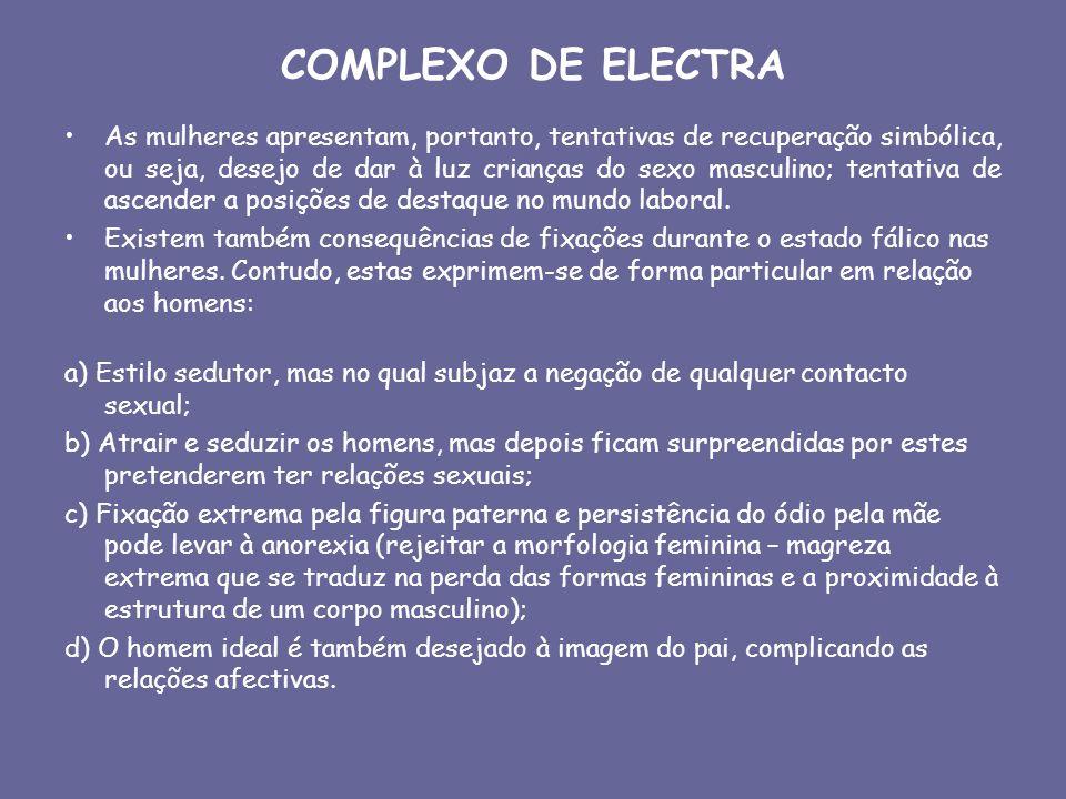 COMPLEXO DE ELECTRA