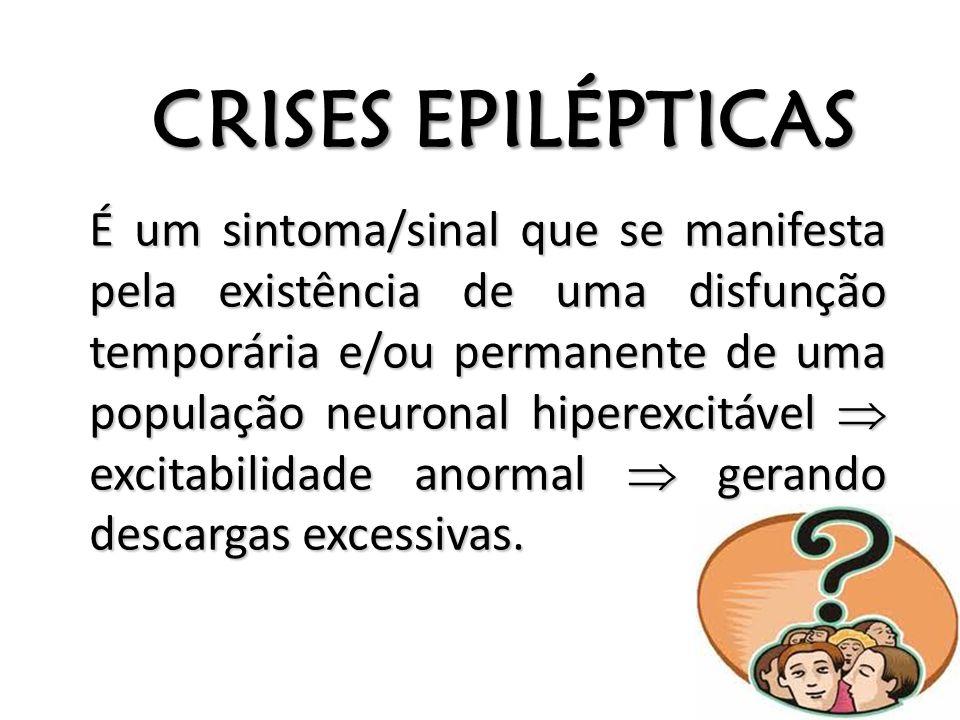 CRISES EPILÉPTICAS