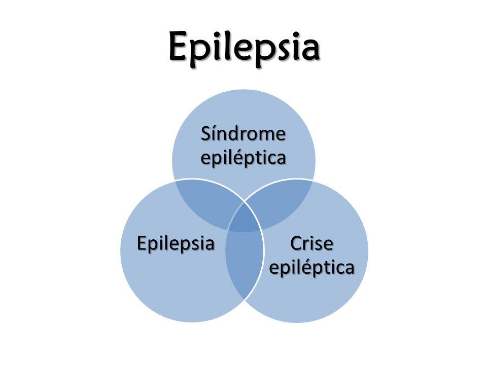 Epilepsia Síndrome epiléptica Crise epiléptica Epilepsia