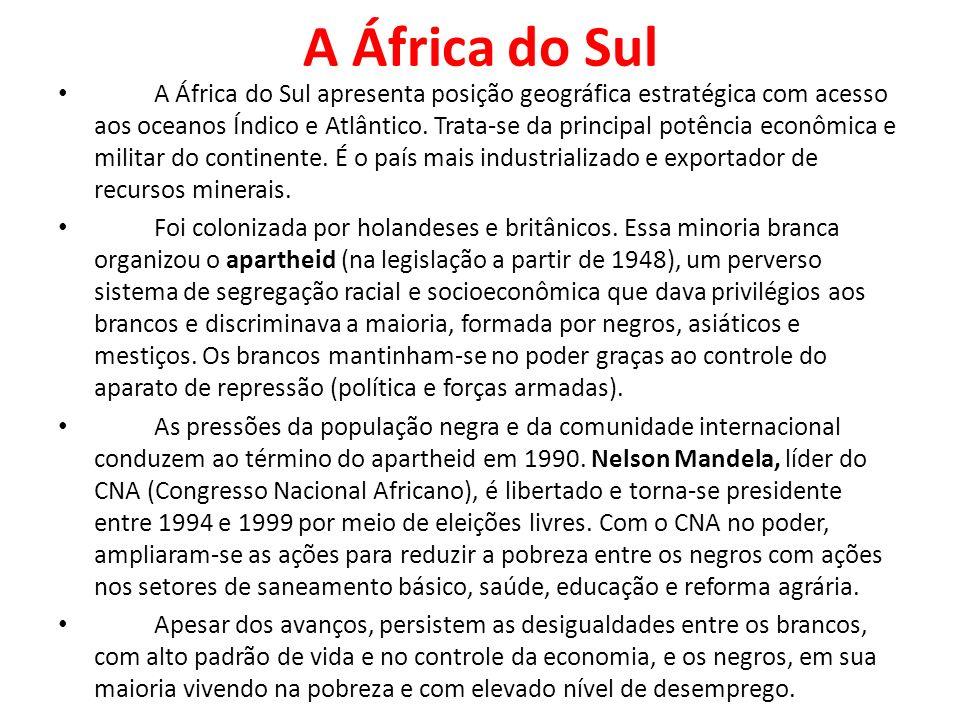 A África do Sul