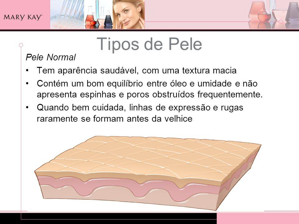 Tipos de Pele Pele Normal