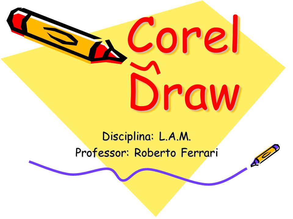 Disciplina: L.A.M. Professor: Roberto Ferrari