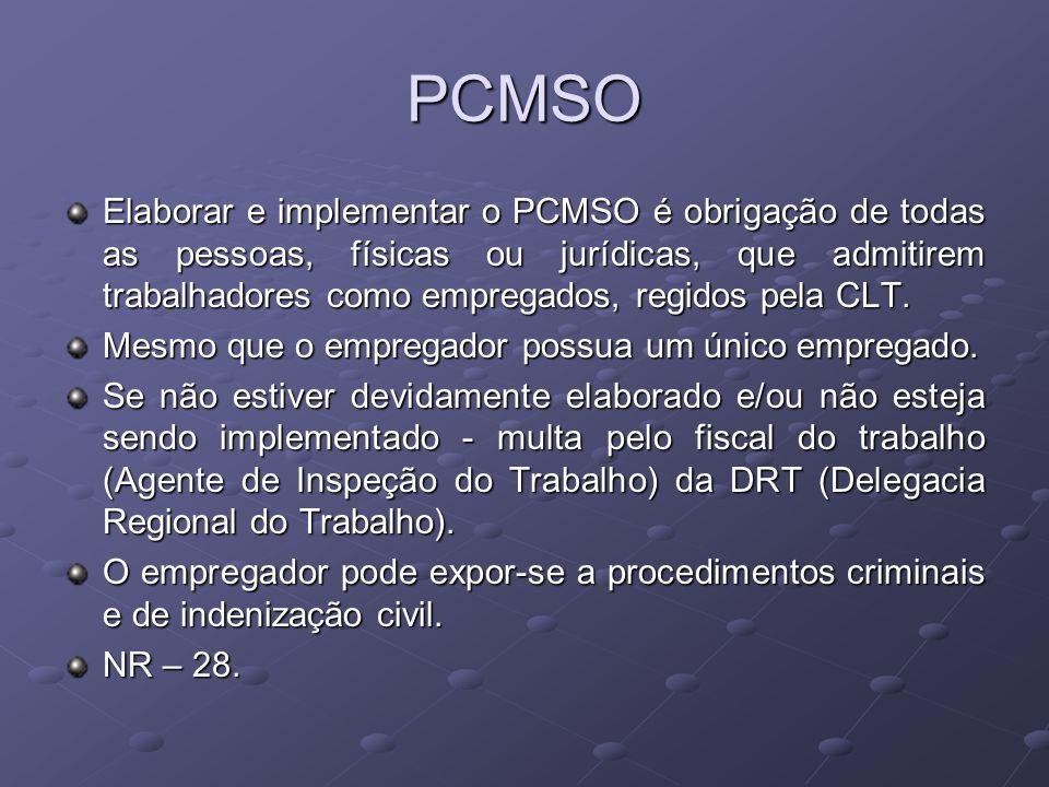 PCMSO