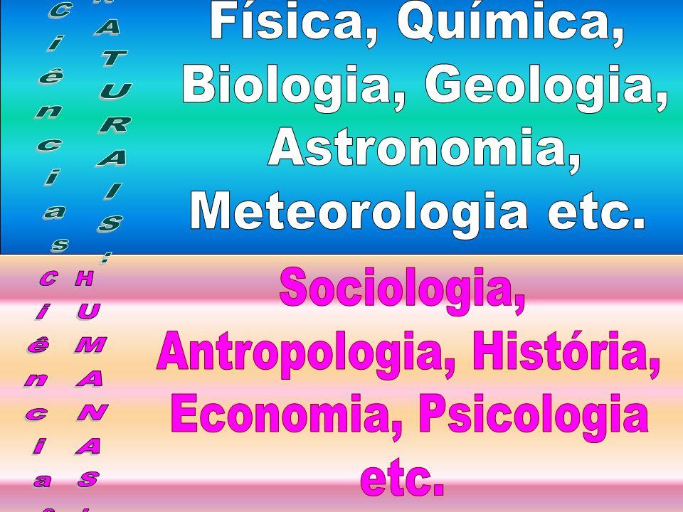 Antropologia, História,