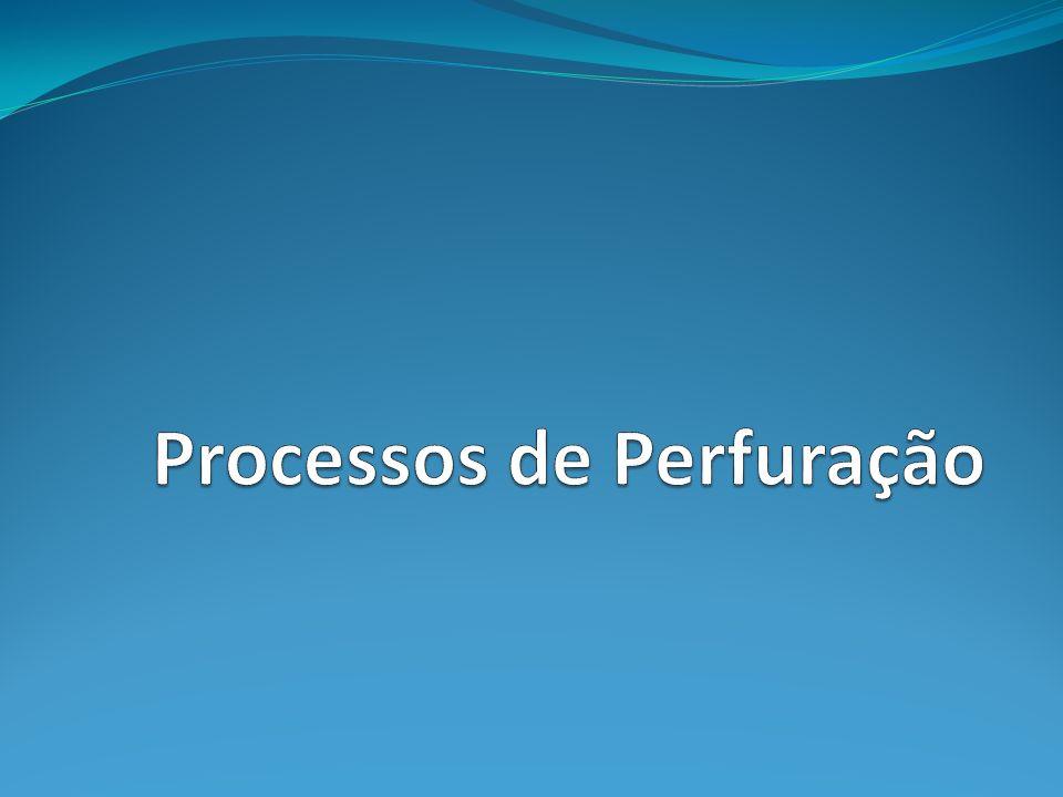Processos de Perfuração