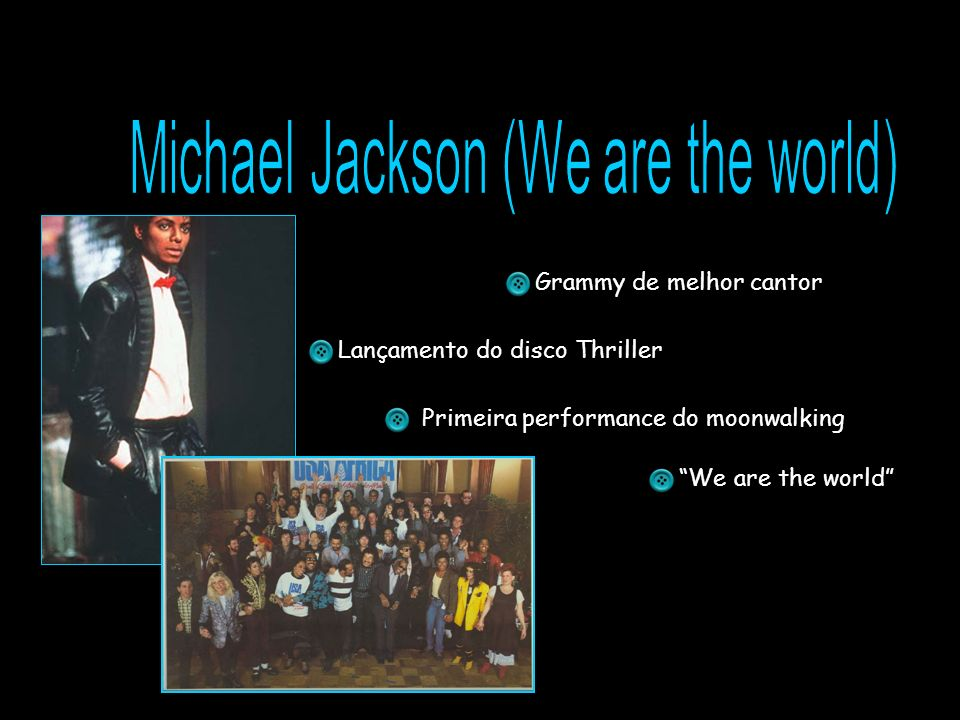 Michael Jackson (We are the world)