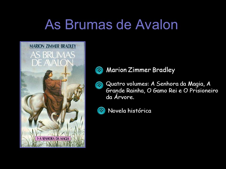As Brumas de Avalon Marion Zimmer Bradley