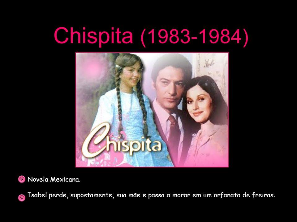 Chispita (1983-1984) Novela Mexicana.