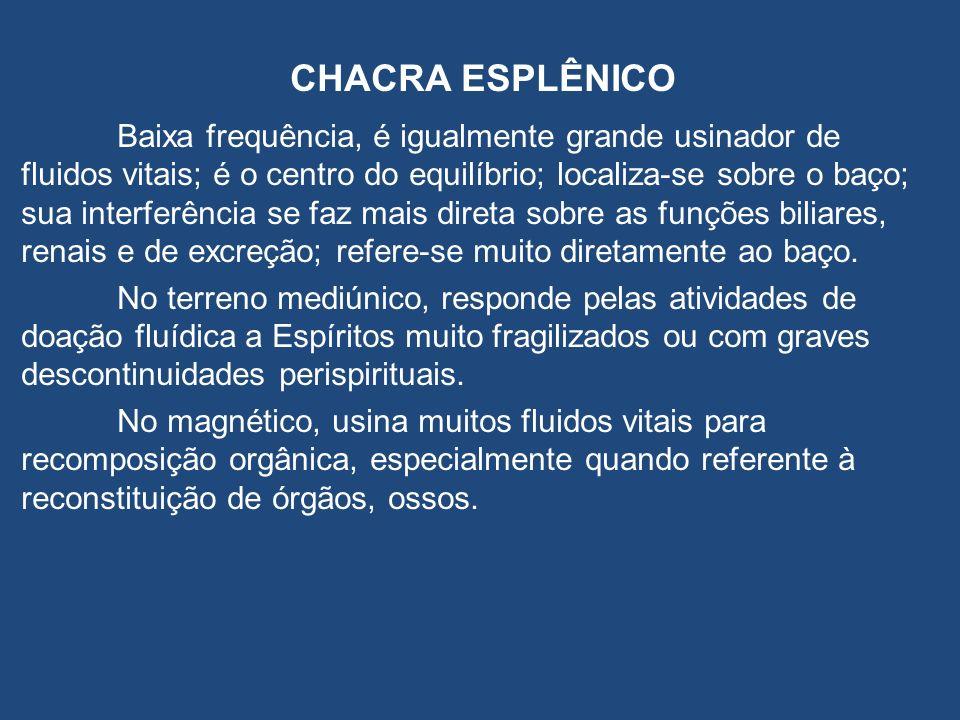 CHACRA ESPLÊNICO