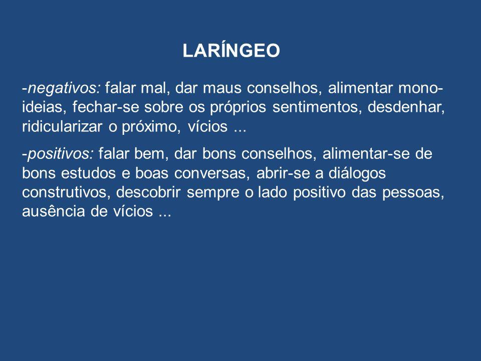 LARÍNGEO