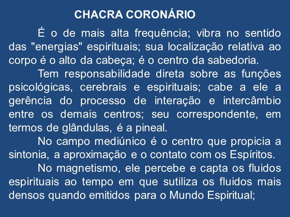 CHACRA CORONÁRIO