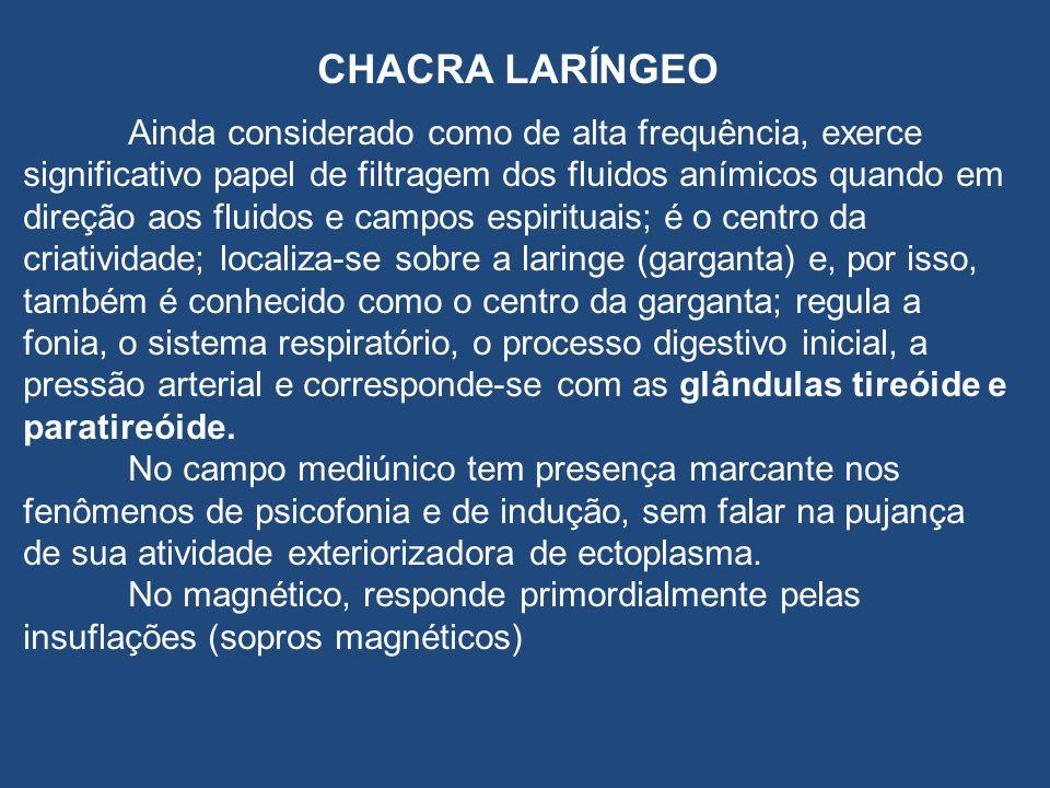 CHACRA LARÍNGEO