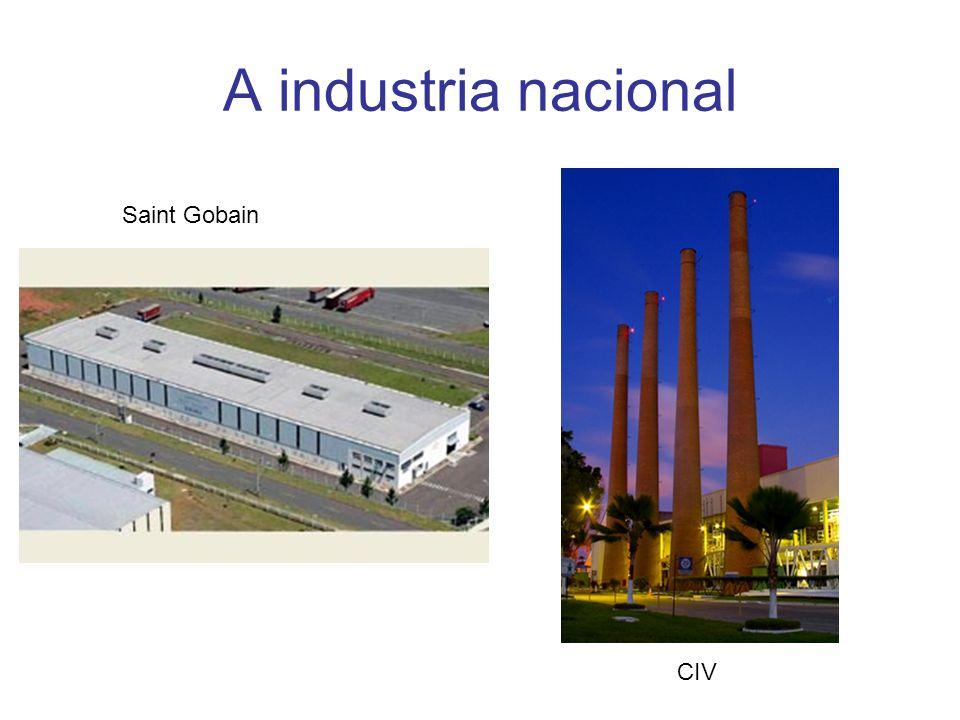 A industria nacional Saint Gobain CIV