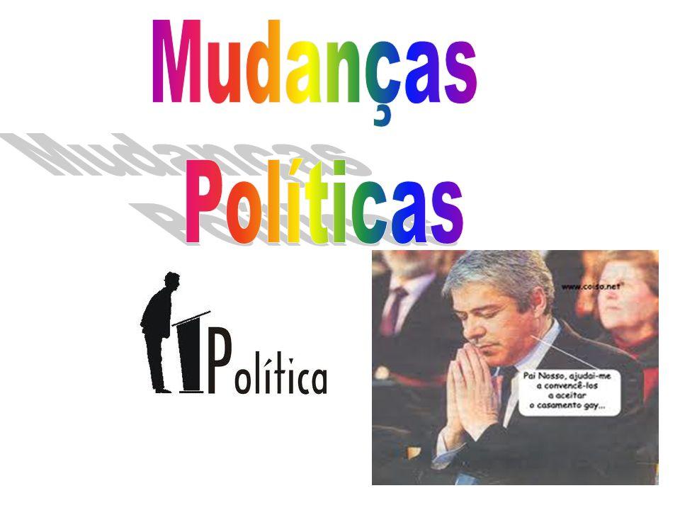 Mudanças Políticas
