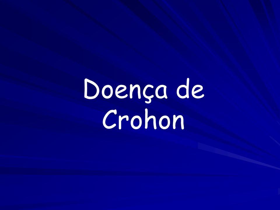 Doença de Crohon
