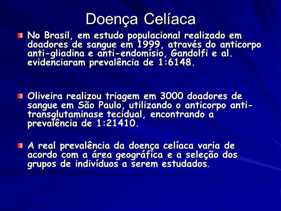Doença Celíaca