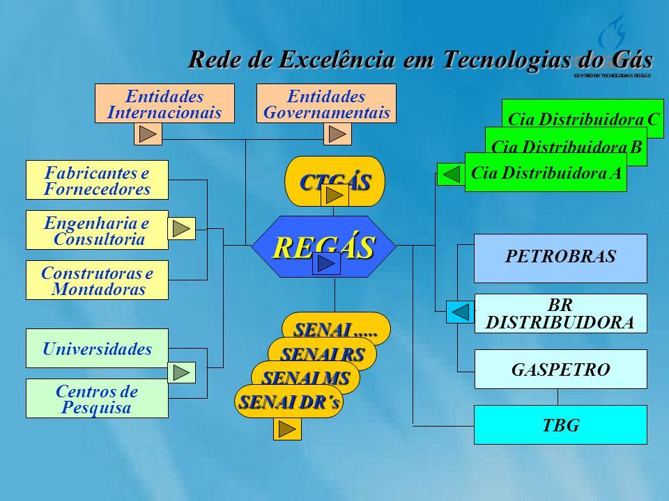 Rede de Excelência em Tecnologias do Gás