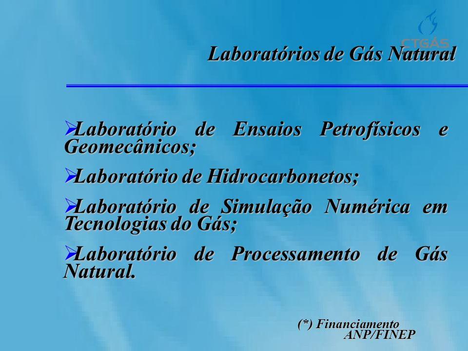 Laboratórios de Gás Natural