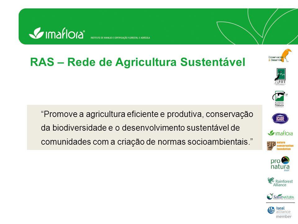 RAS – Rede de Agricultura Sustentável