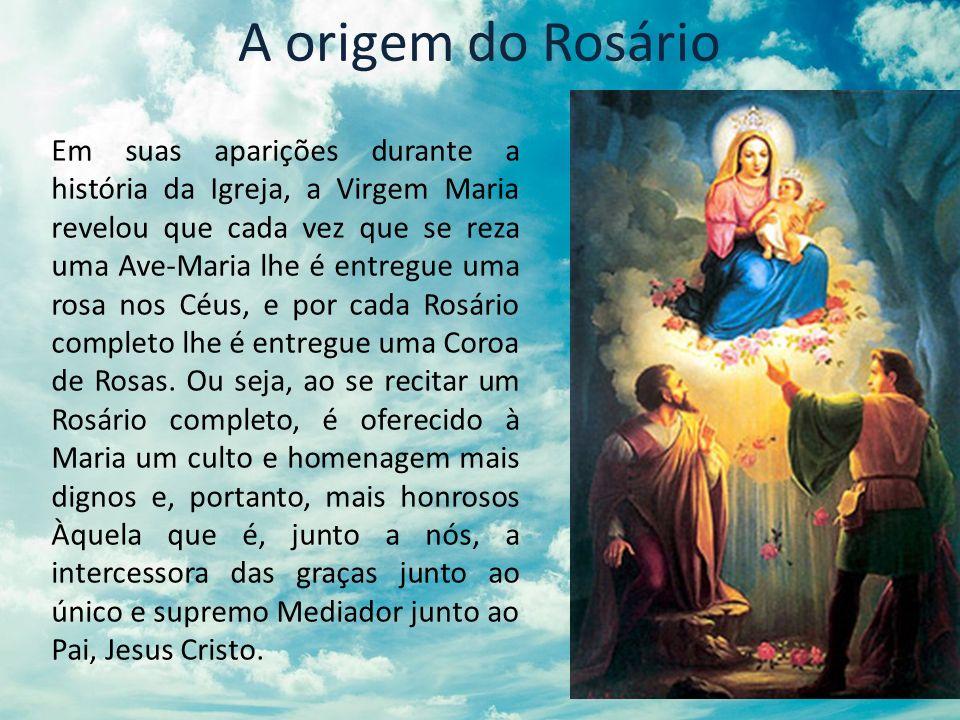 A origem do Rosário