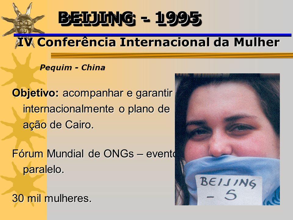 IV Conferência Internacional da Mulher