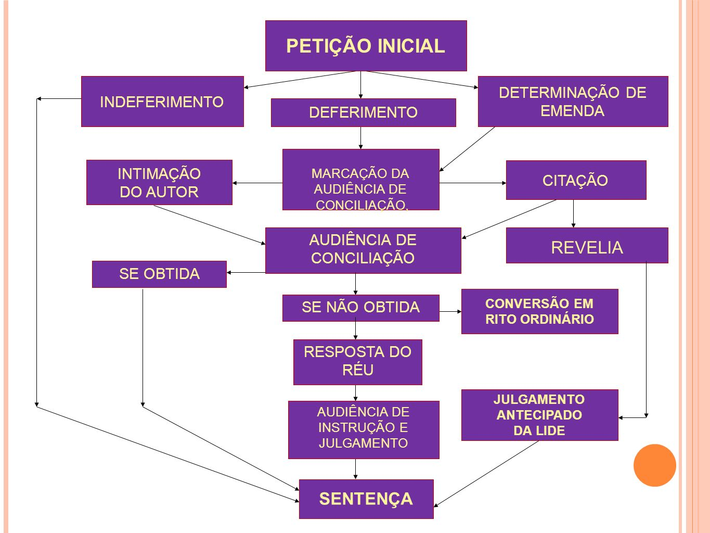 AUDIÊNCIA DE INSTRUÇÃO E JULGAMENTO