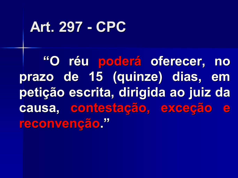 Art. 297 - CPC