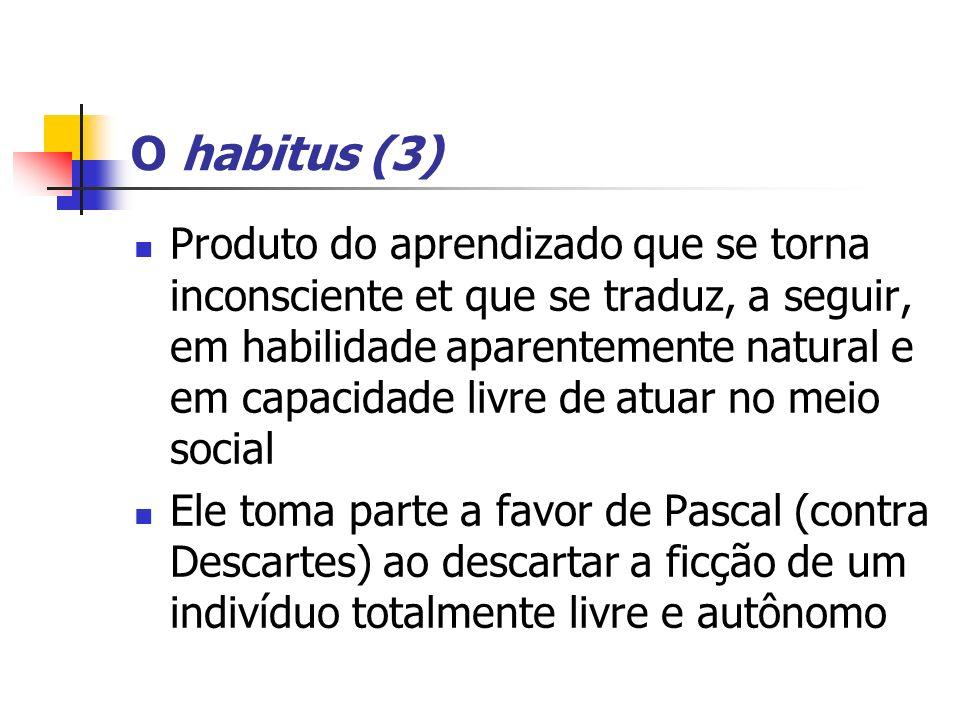 O habitus (3)