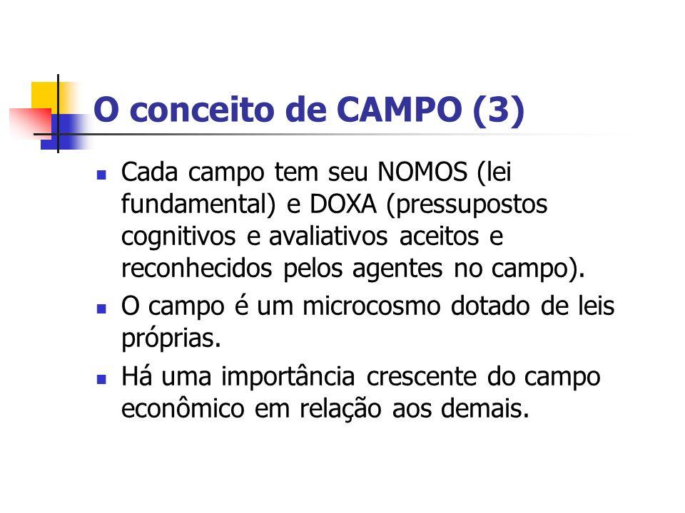 O conceito de CAMPO (3)