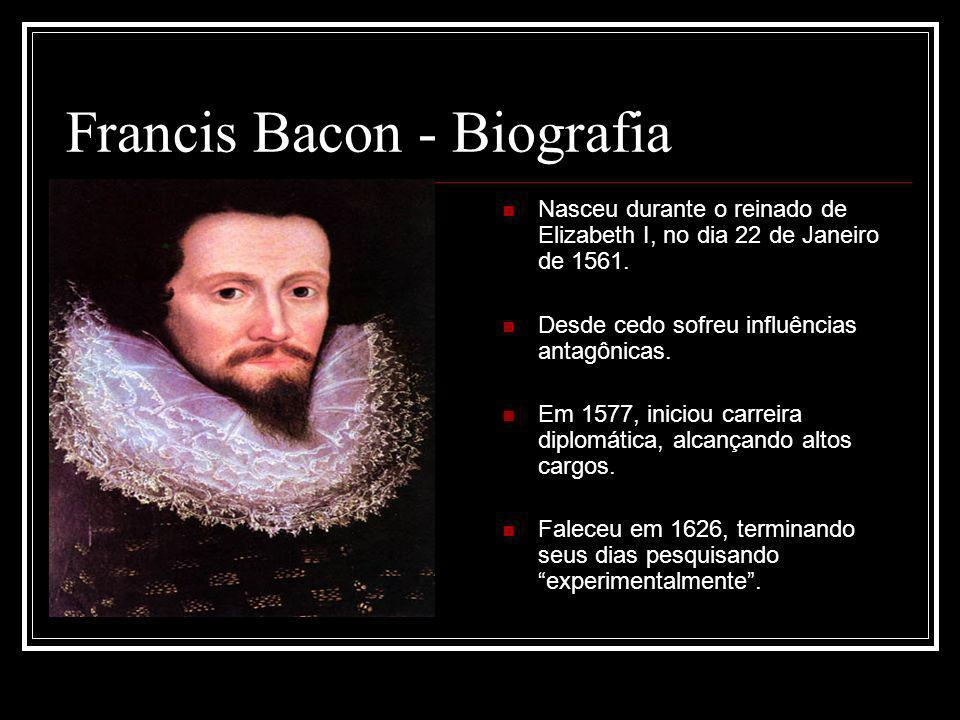 Francis Bacon - Biografia
