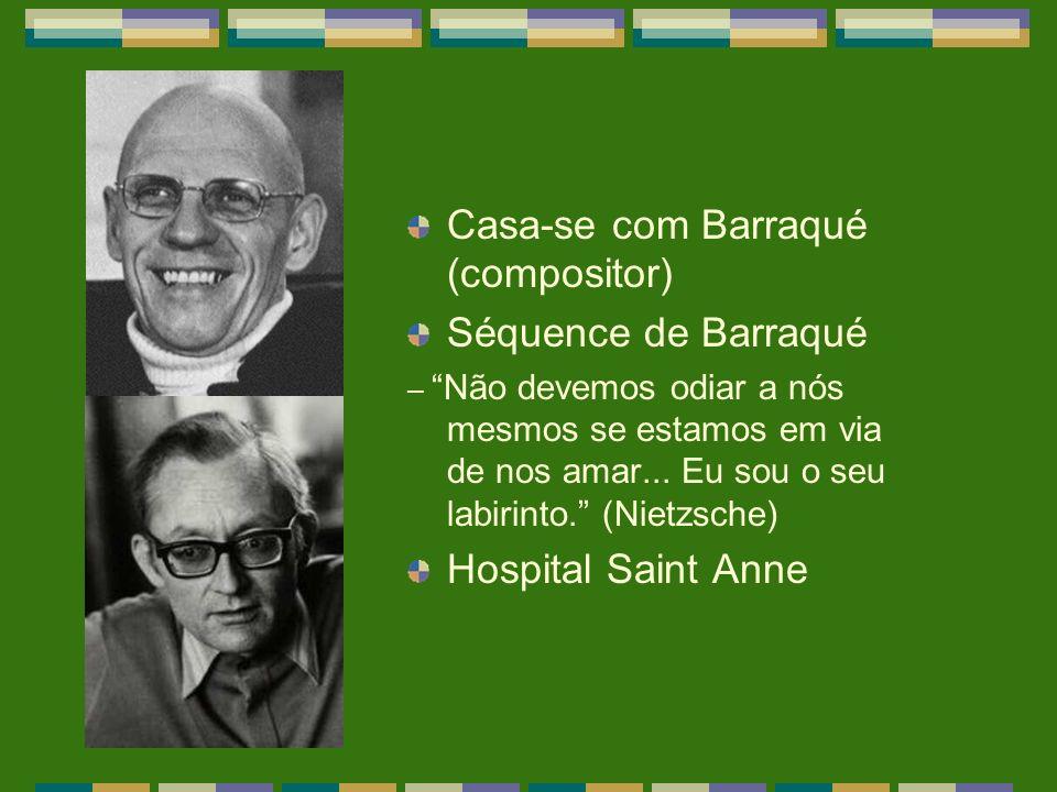 Casa-se com Barraqué (compositor) Séquence de Barraqué