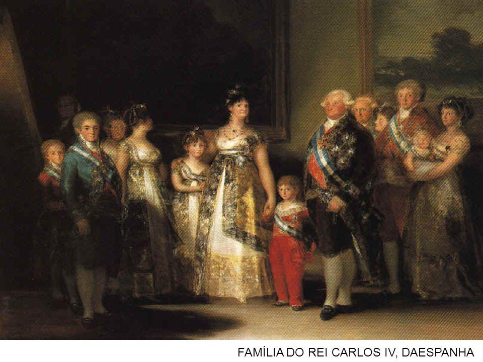 FAMÍLIA DO REI CARLOS IV, DAESPANHA