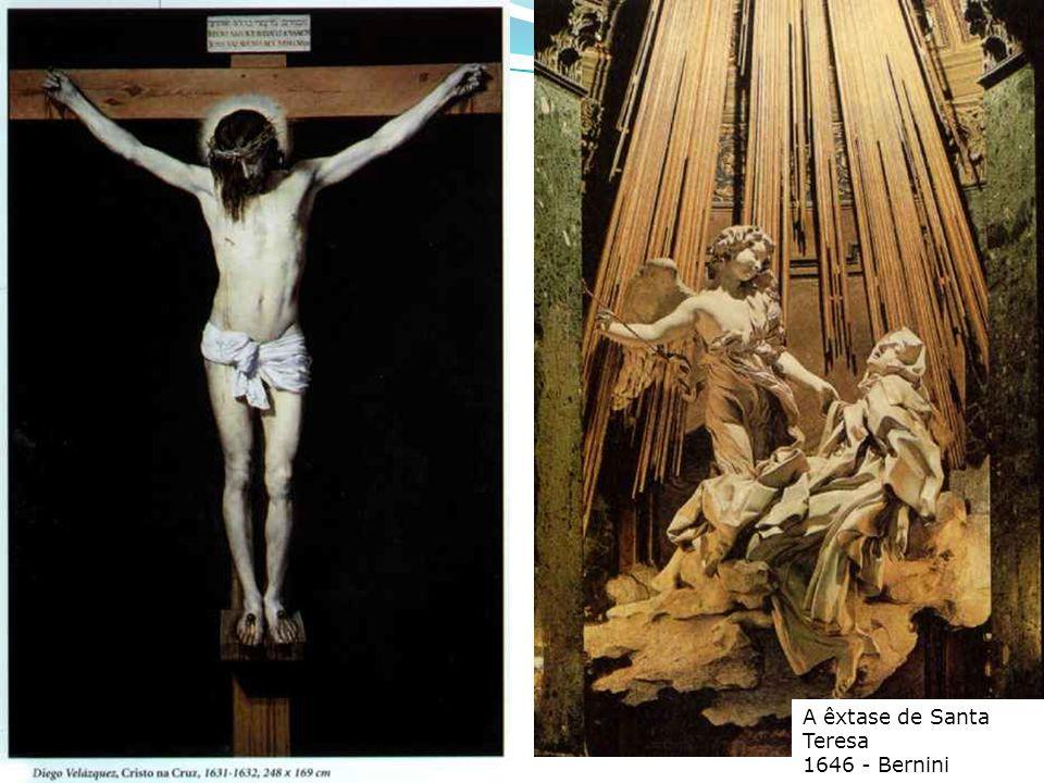 A êxtase de Santa Teresa