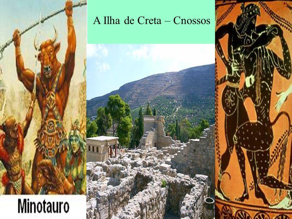 A Ilha de Creta – Cnossos
