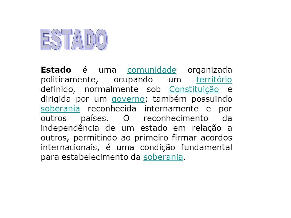ESTADO