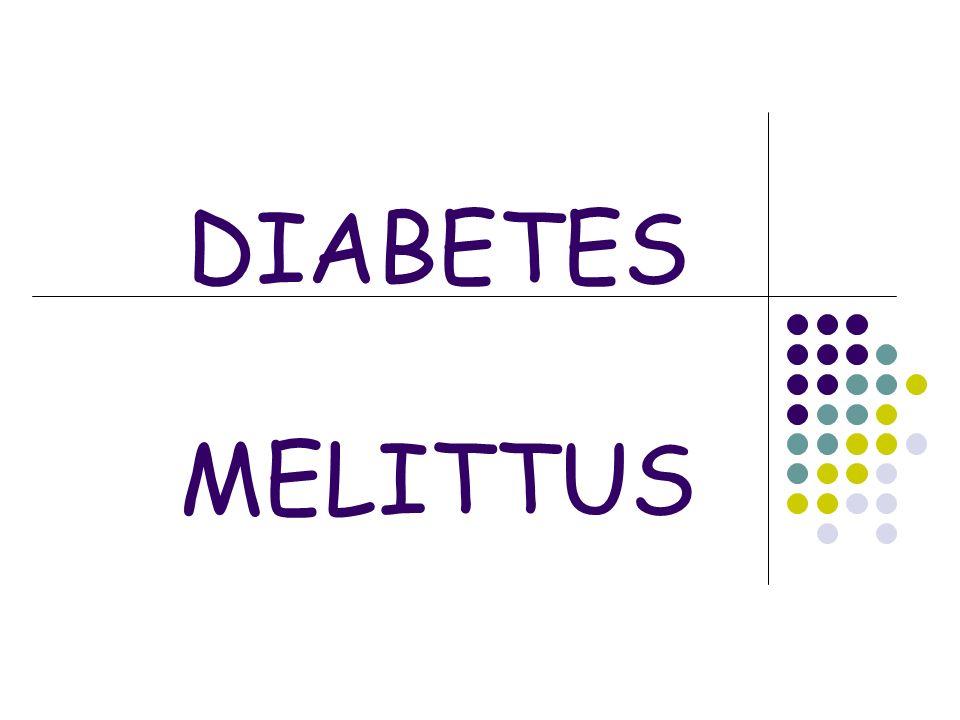 DIABETES MELITTUS