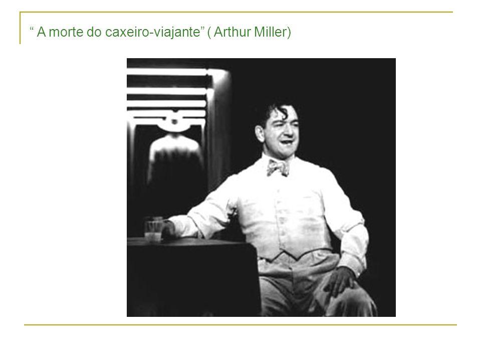 A morte do caxeiro-viajante ( Arthur Miller)