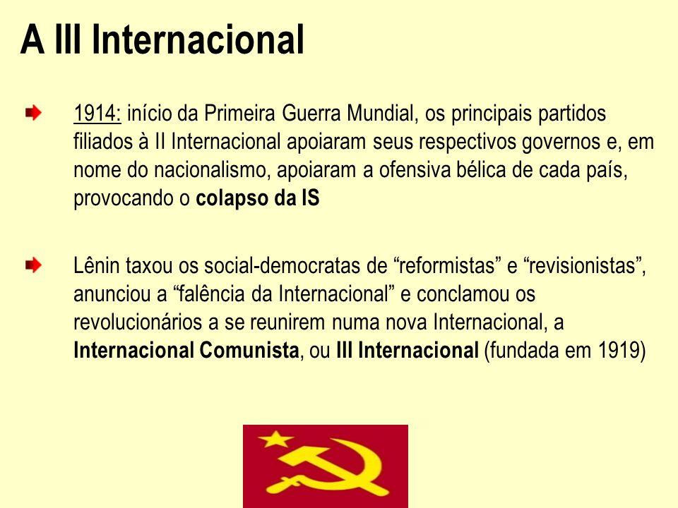 A III Internacional
