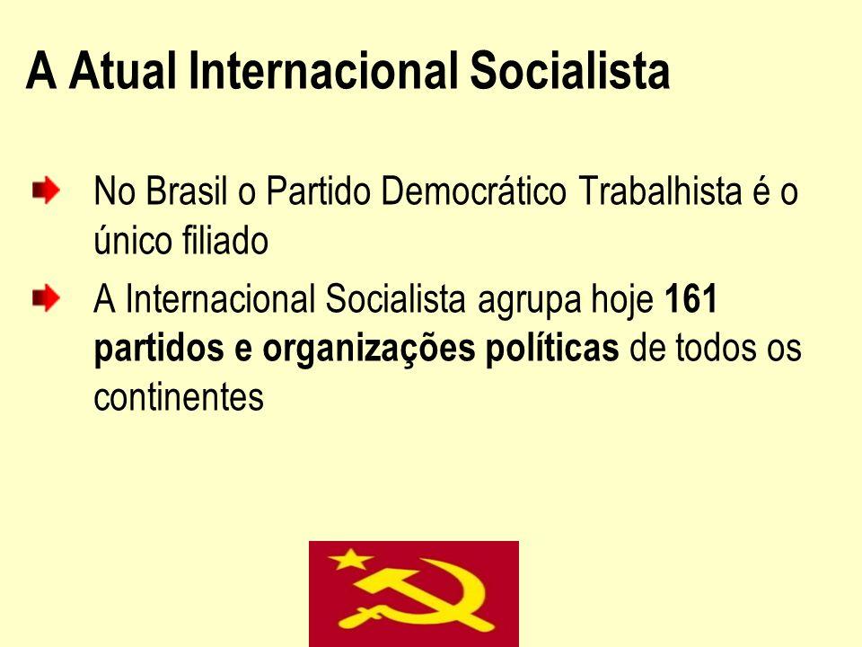 A Atual Internacional Socialista