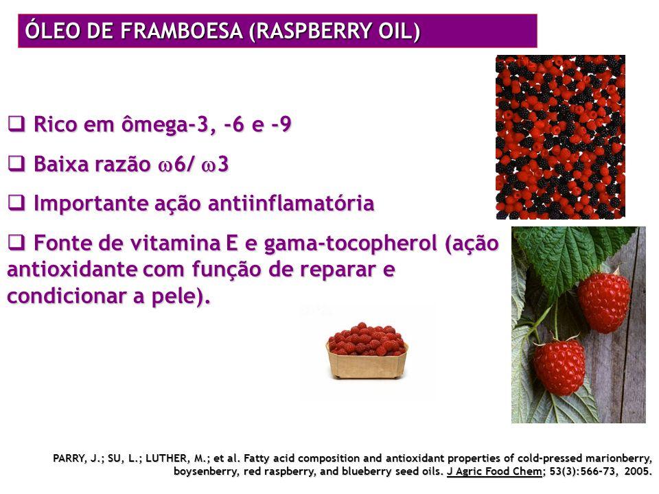 ÓLEO DE FRAMBOESA (RASPBERRY OIL)