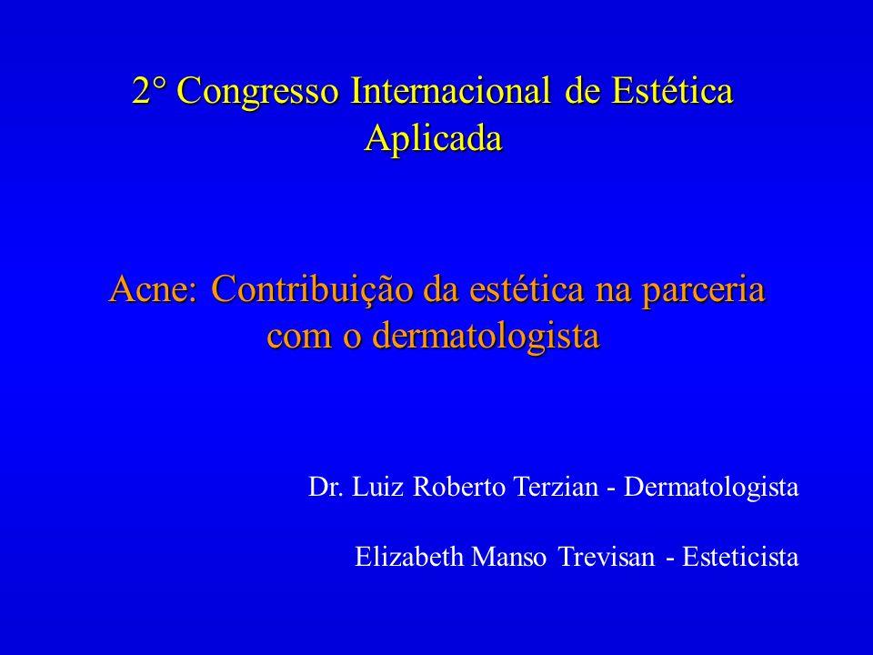 2° Congresso Internacional de Estética Aplicada