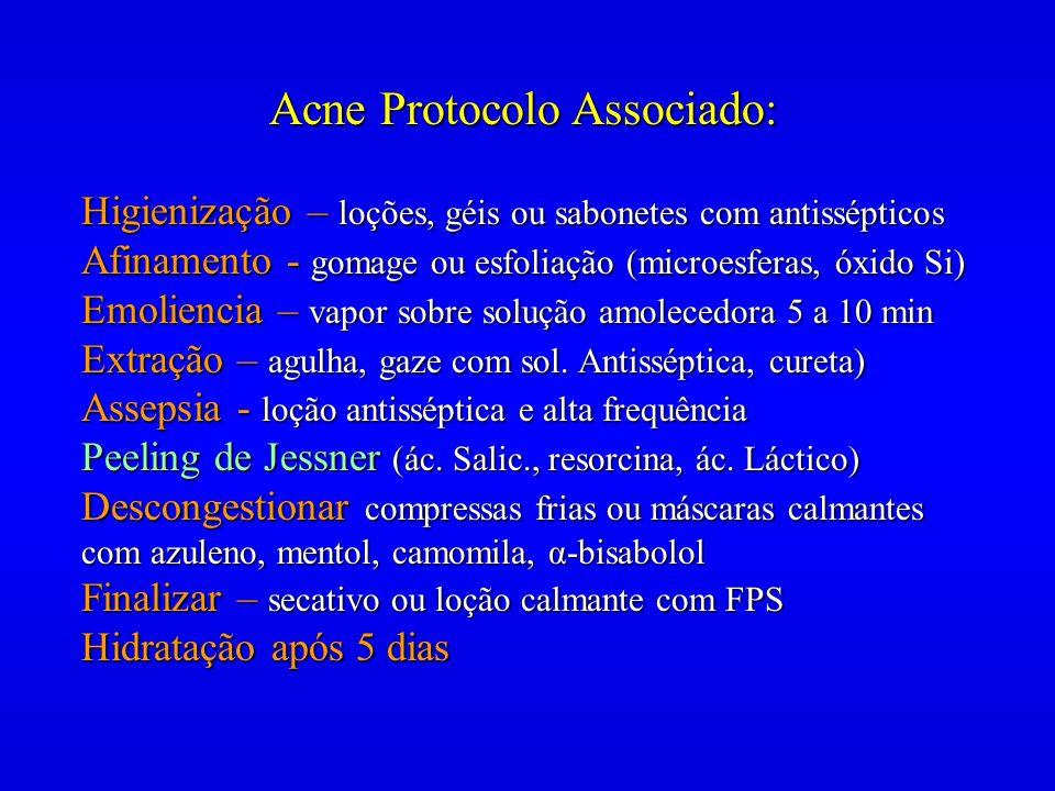 Acne Protocolo Associado: