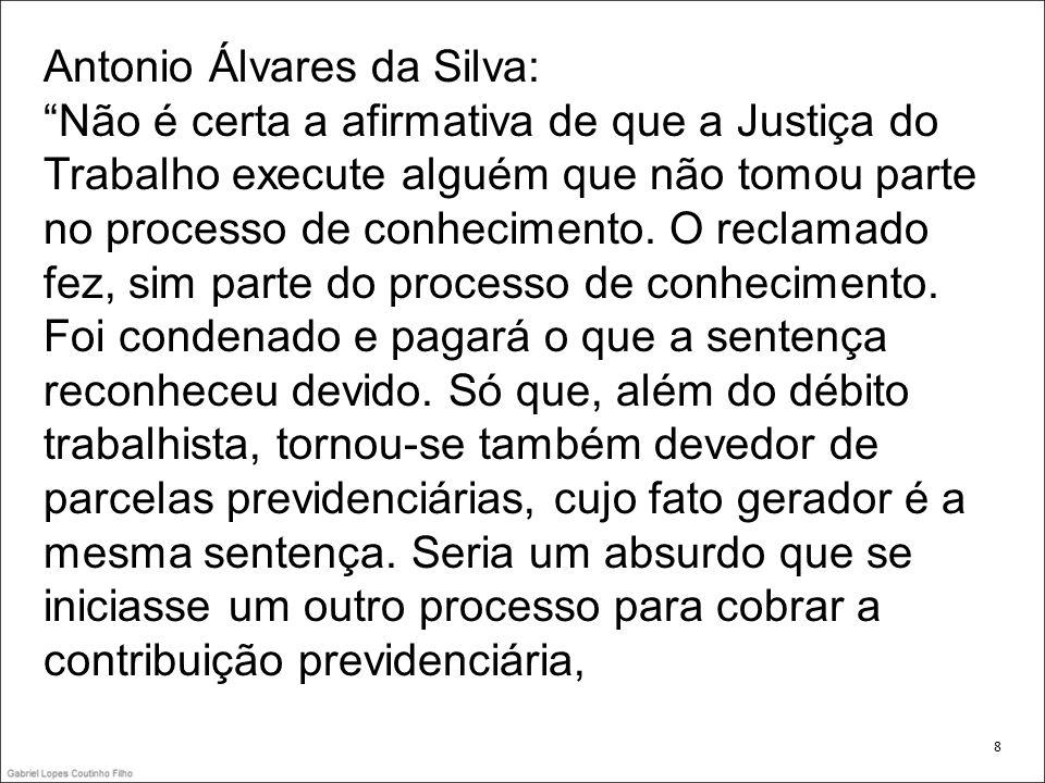 Antonio Álvares da Silva: