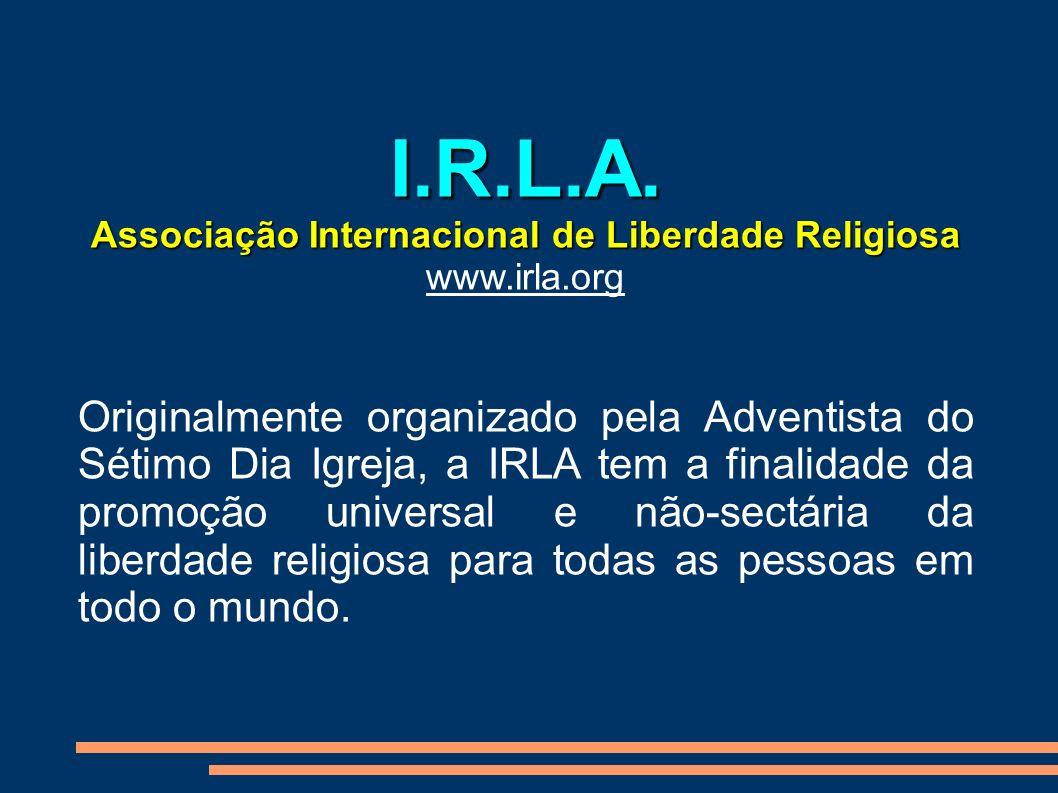 Associação Internacional de Liberdade Religiosa