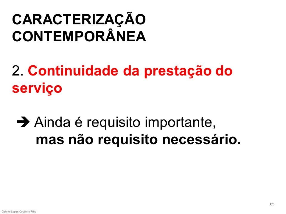 CARACTERIZAÇÃO CONTEMPORÂNEA 2