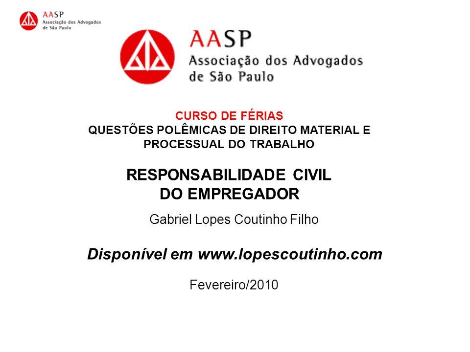 Disponível em www.lopescoutinho.com