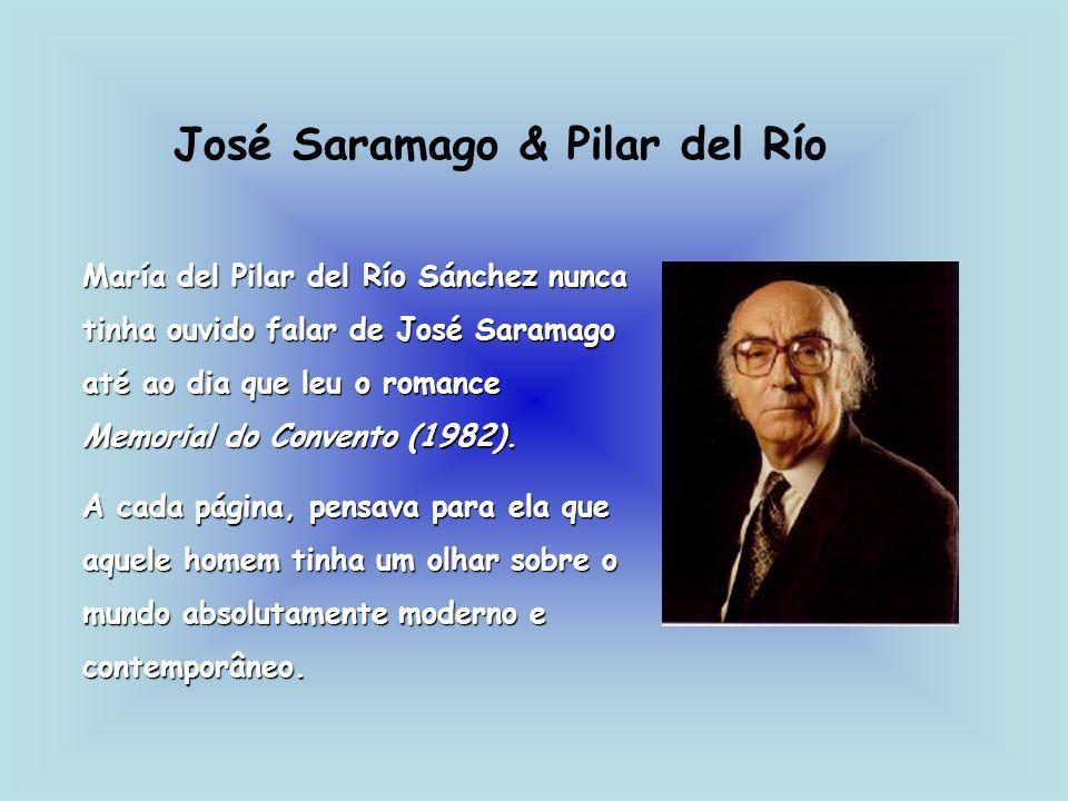 José Saramago & Pilar del Río